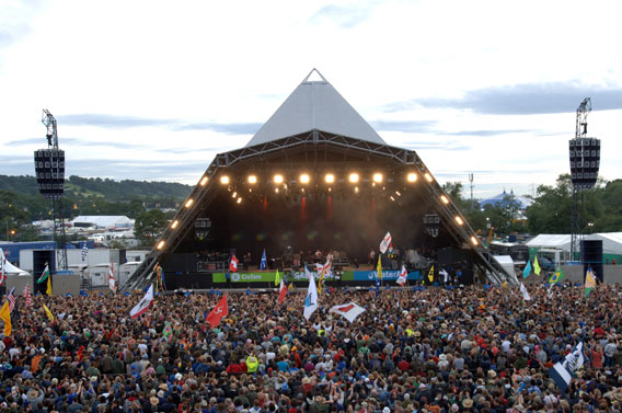 Glastonbury 2007 - Main Stage