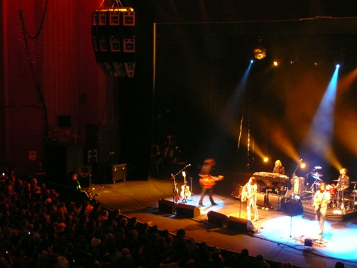 KT Tunstall UK Tour 2008 (Hammersmith Apollo)