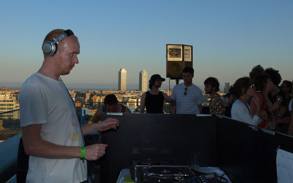 Mobilee Records Party, Diagonal Hotel Barcelona 2008