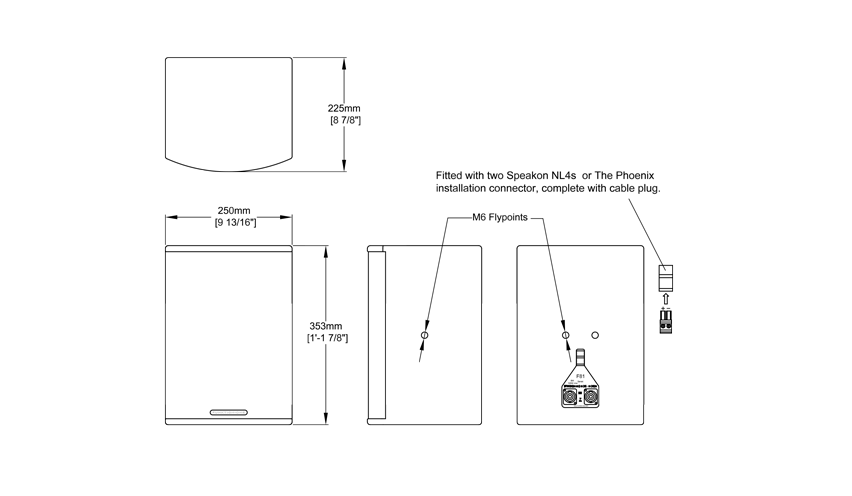 F81 Technical Drawing